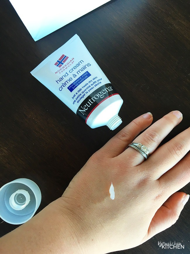 If you do a lot of DIY and home renovations, this hand cream is your saving grace. NEUTROGENA® NORWEGIAN FORMULA® Hand Cream soothes cracked hands.