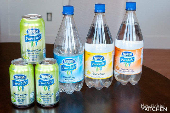 Using Pure Life Sparkling Water as a replacement for sugary drinks is a great step for weight loss. Add it to your snack drawer, enjoy it with berries for flavor. It's a weight loss hack that tastes great!