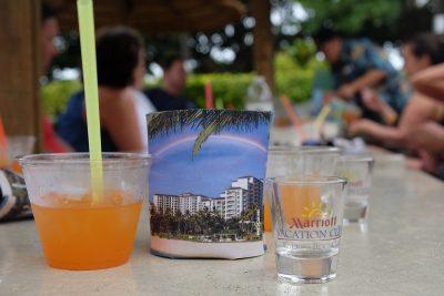 mixology review Marriott's Ko Olina Beach Club