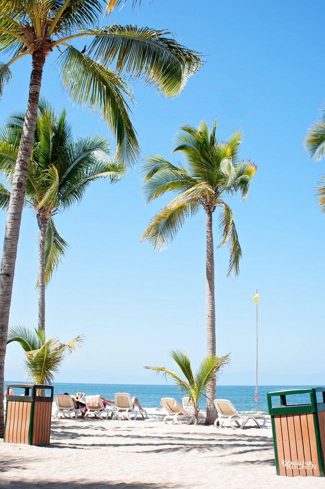 The Riu Palace Pacifico is a stunning place to vacation in the Riviera Nayarit, on the west coast of Mexico. The beach is perfect! Add it to your travel bucket list.