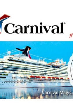 Carnival Magic Caribbean Cruise - stopping in Belize, Costa Maya, Mahogany Bay, Isla Roatan and Cozumel. What a dream!
