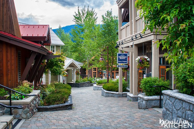 Whistler Creekside, five minutes from the village.
