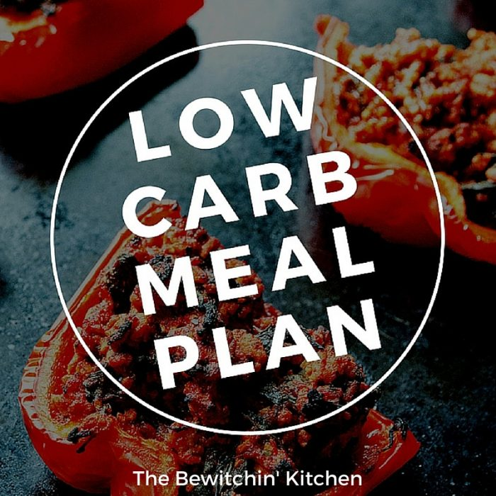 An easy to follow low carb meal plan. Complete with paleo recipes, gluten free recipes and some dairy free recipes as well.