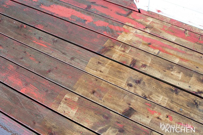Easy Cover Wood Paint