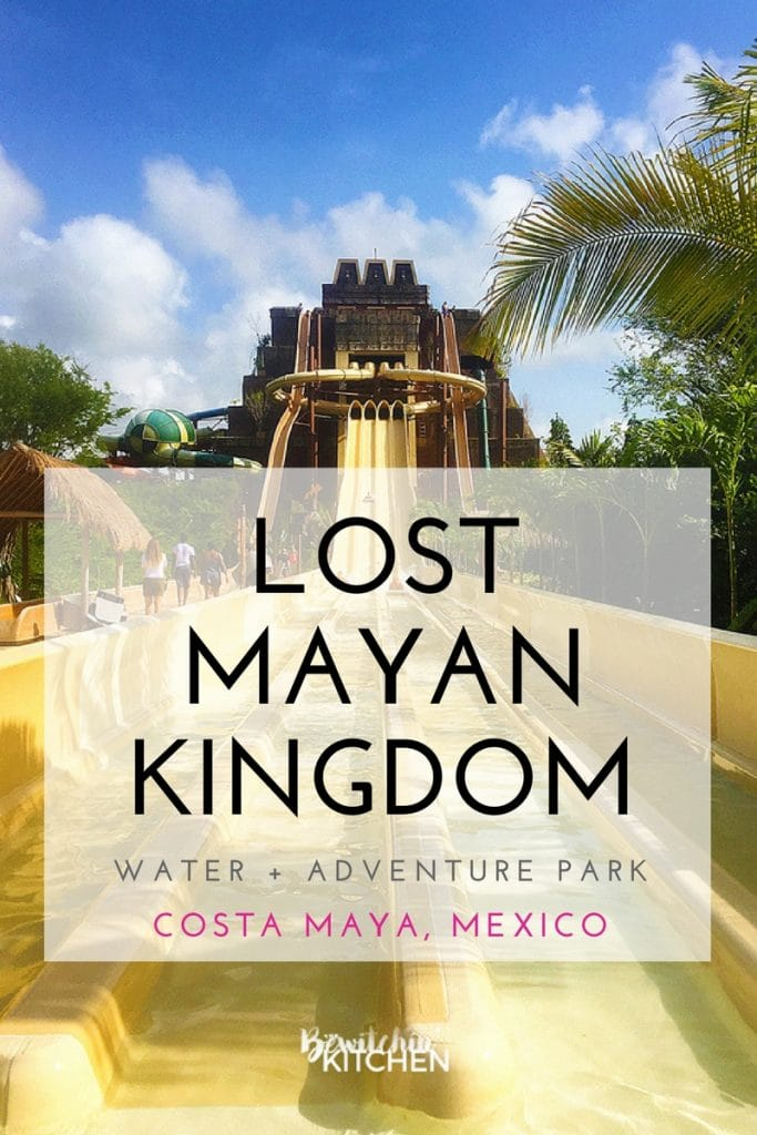 Lost Mayan Kingdom in Costa Maya, Mexico | The Bewitchin ...