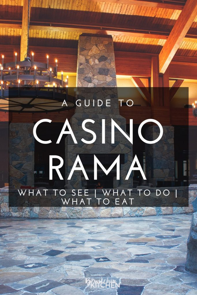 Casino Rama: What To Do, What To See and What To Eat. Awesome entertainment in Orillia, Ontario Canada (just north of Toronto).