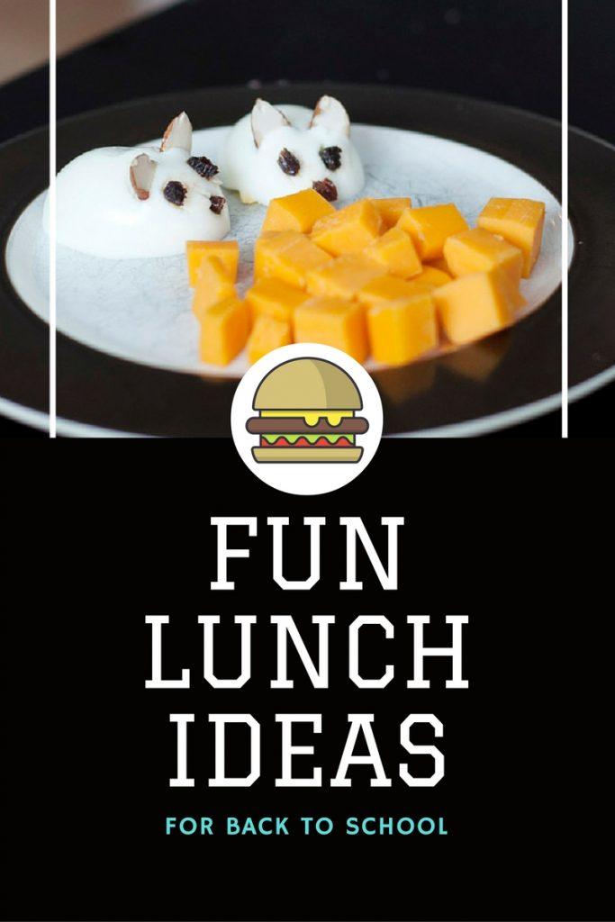 Take Back School Lunch with These Fun Lunch Ideas #TakeBackSchoolLunch