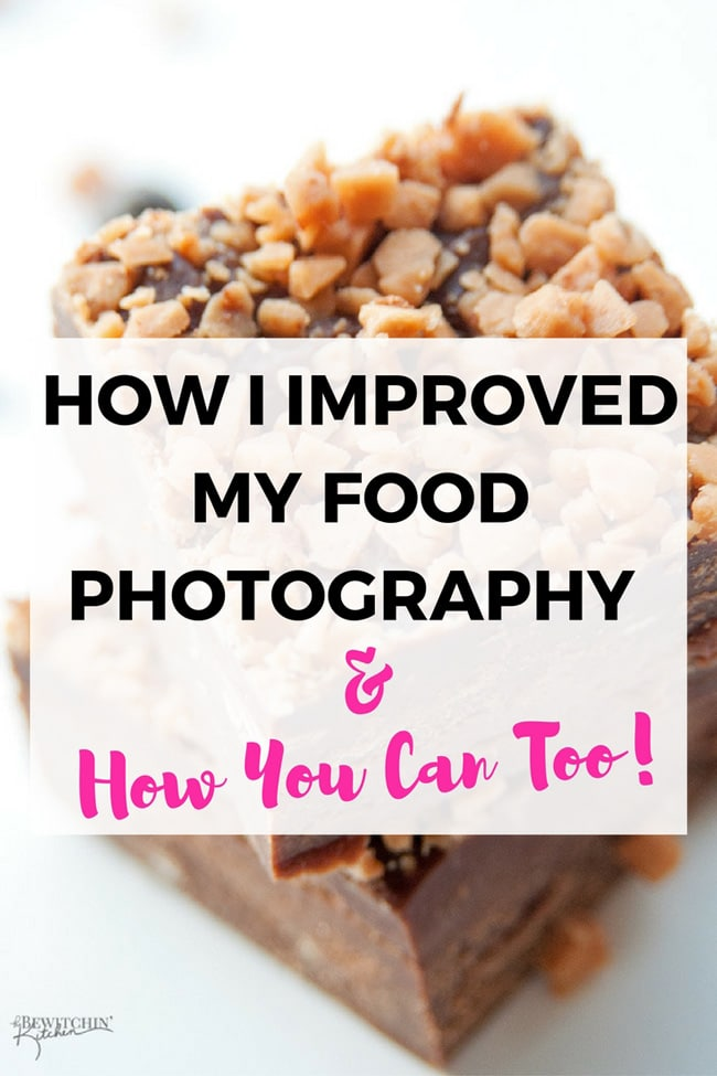 How I Improved My Food Photography with Food Blogger Pro