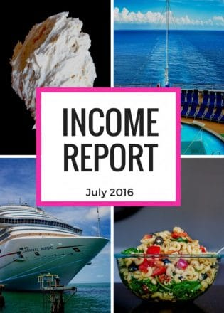 How much money do bloggers make? Here is the blog income report and blog traffic report for August 2016.