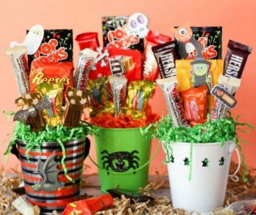 Halloween Candy Bouquet Ideas The Bewitchin Kitchen
