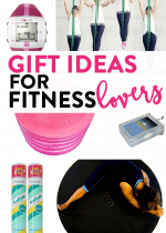 Gift Ideas for the fitness lovers - if you have a fitness enthusiast to buy for here are some fitness gifts they'll love!