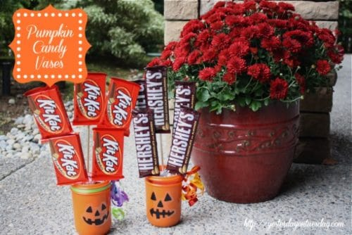 Halloween Candy Bouquet Ideas The Bewitchin Kitchen