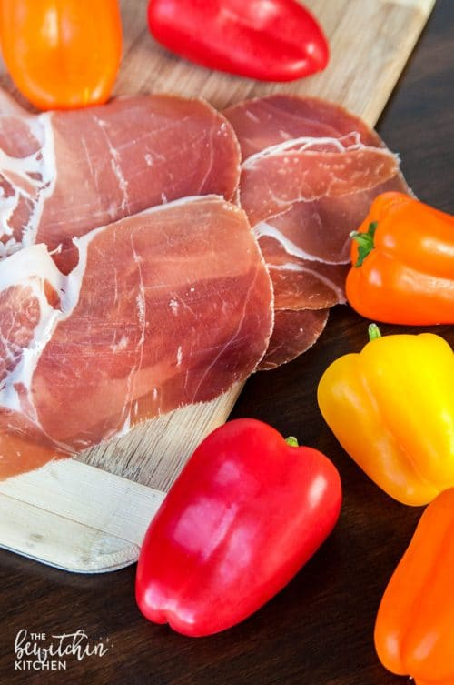 Easy prosciutto recipes