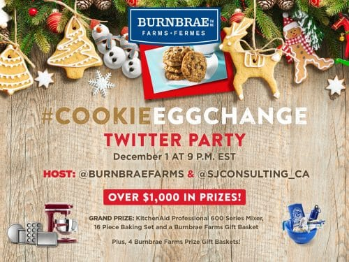 RSVP for the cookieeggchange twitter party