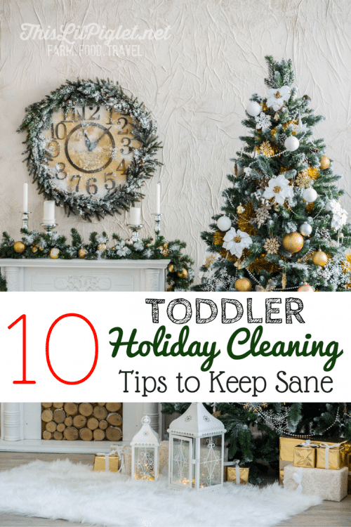 10 Holiday Cleaning Tips