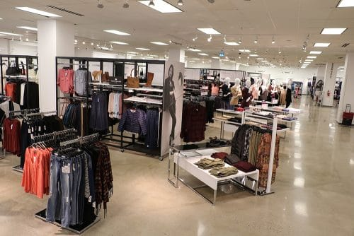 Sears Canada has gone under a makeover and has emerged with a fresh, clean , look. Find out how it's going to affect your shopping.