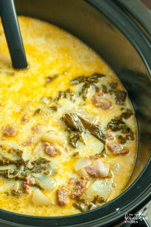 Slow Cooker Zuppa Toscana The Bewitchin 39 Kitchen