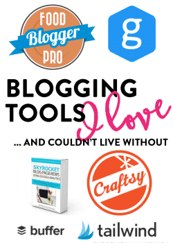 Blogging tools I love and couldn't live without. These tools make me a better blogger by saving me time, giving me education, which allows me to make more money at home doing I job I love.