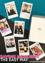 The little printer is my favorite! It's the Instax SP-2 and it prints from your cell phone, iPad, or tablet. It's a fun way to relive your memories, make a great party favour for stagettes and bridal showers PLUS they complete a girls trip or girls night.
