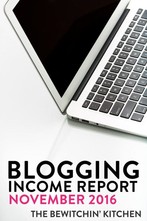 Blog Income Report - how much do bloggers make? Read this and see.