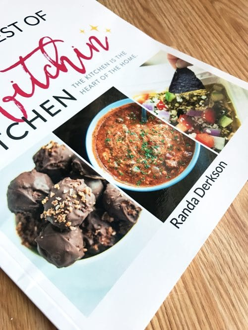 How to make a cookbook and ebook with Blurb Books.