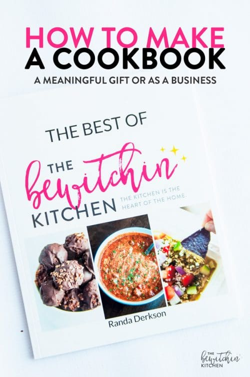 How to make a cookbook. Making a cook book is easy. Whether it's for a homemade gift that's meaningful with family recipes or as a part of a business plan, anyone can do it. I used Blurb Books.