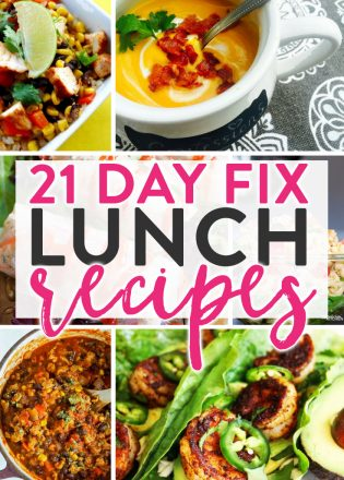 21 Day Fix lunch recipes. Looking for healthy lunch ideas? Check out this fix approved meals.