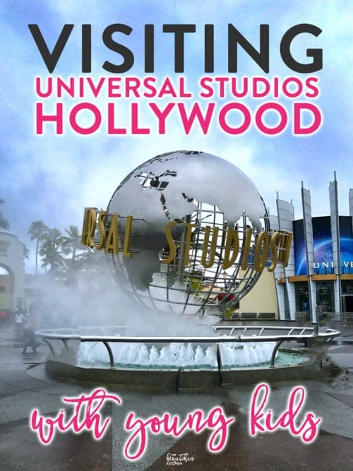 Are you visiting Universal Studios with young kids? It's a family friendly theme park, here are some of the attractions your kids will LOVE!