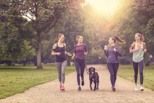 Want to stick to your health and fitness goals? Find a workout buddy! Plus read these 5 Ways To Get Fit On a Budget.