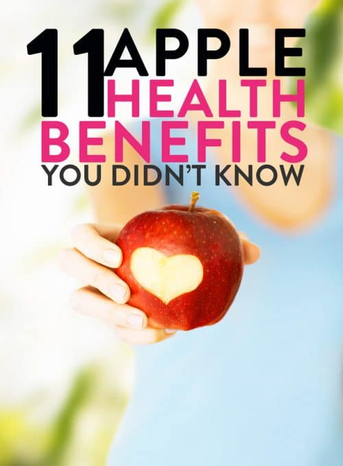 11 apple health benefits that you didn't know about. This favorite fruit packs a health (and fitness) punch. The fat burning tip may be my favorite ;)
