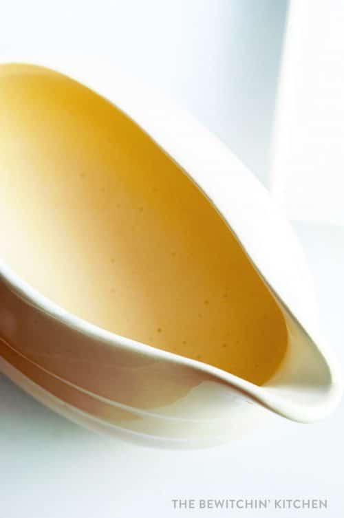 White chocolate sauce recipe - amazing on french toast, waffles, and pancakes. Use it in place of maple syrup!