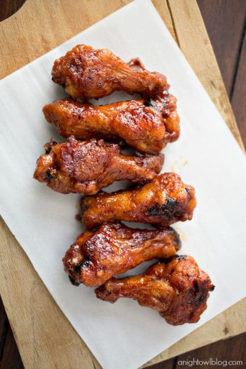 Crispy-Baked-Honey-BBQ-Wings