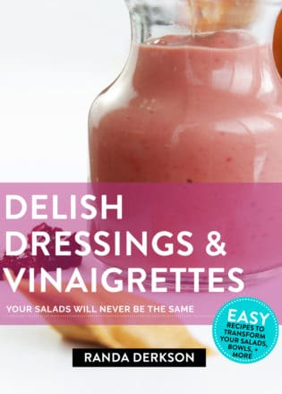 Delish Dressings & Vinaigrettes. 24 delicious and easy homemade salad dressings and vinaigrette recipes. Not just for salads, but tacos, bowls, marinades. It should be on EVERYONE's summer BBQ list.