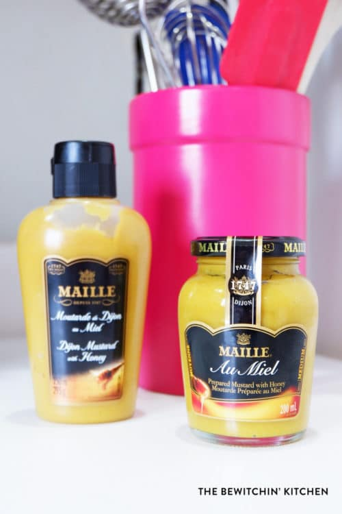 Maille Honey Dijon