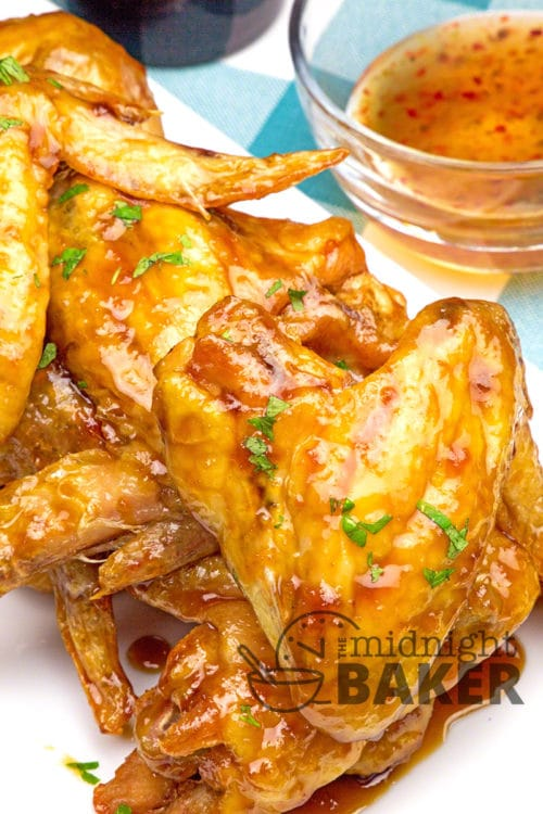 pineapple-glazed-wings-