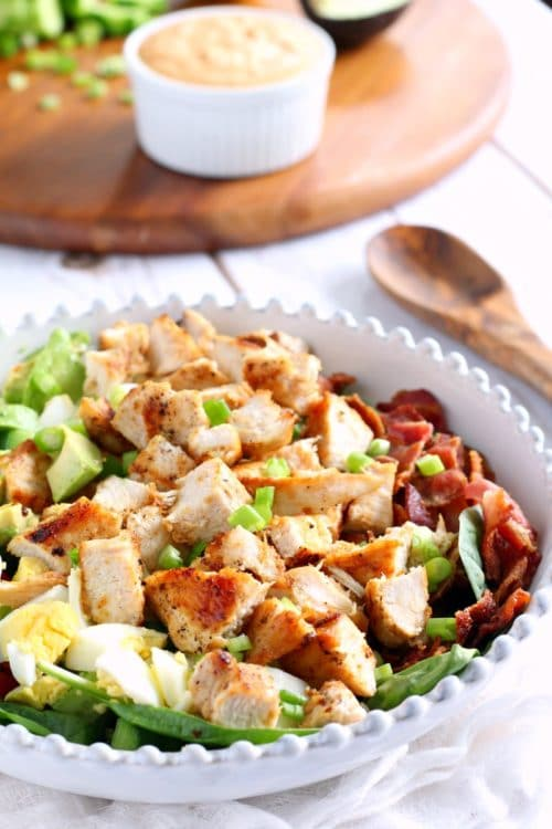 Chicken-cobb-salad-with-paleo-buffalo-ranch
