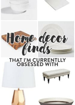 Home decor finds to obsess over
