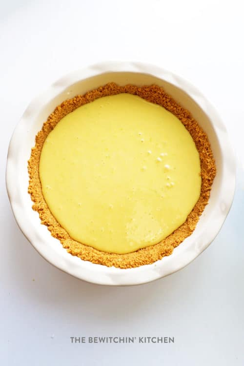 The best key lime pie recipe EVER! Straight from the Florida Keys. This dessert is pure comfort and it's so easy!