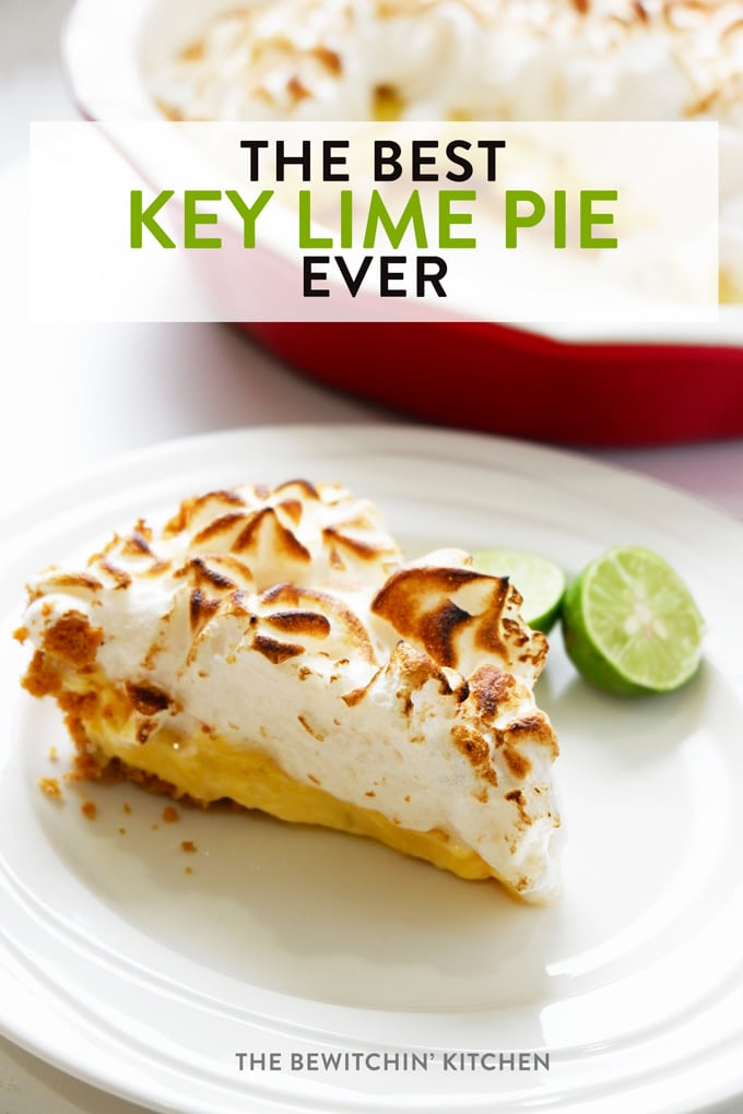 The best key lime pie recipe ever the bewitchin 39 kitchen for Nicest kitchen ever