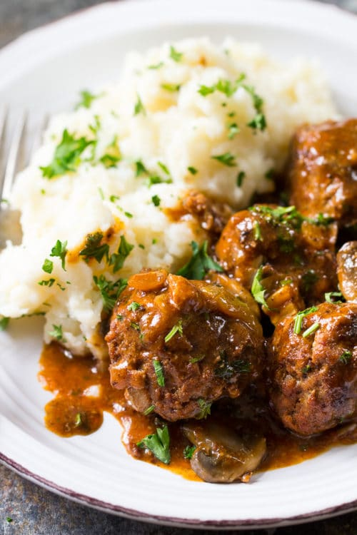 salisbury-steak-meatballs-8