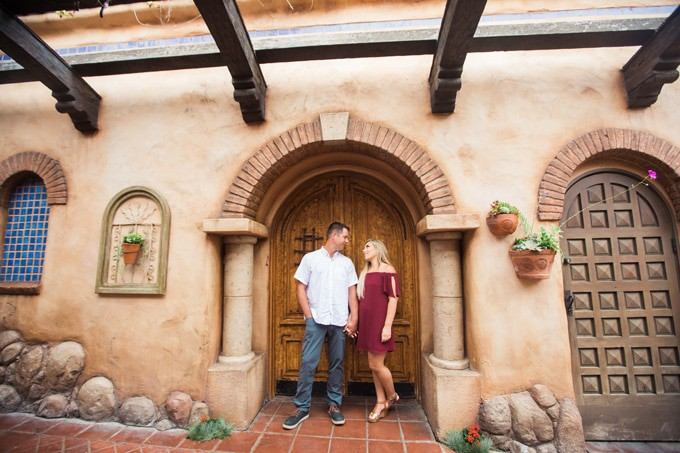 Disneyland Photography - Couples Session - Sarina Love Disneyland Photographer