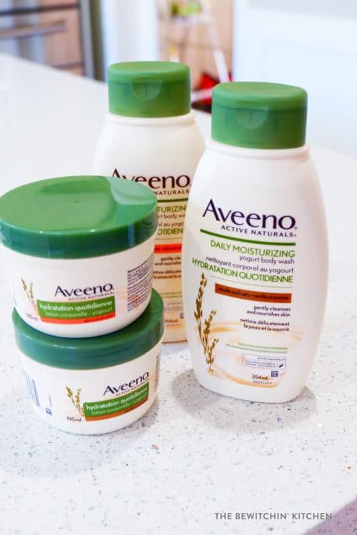 Aveeno Daily Moisturizing Active Naturals