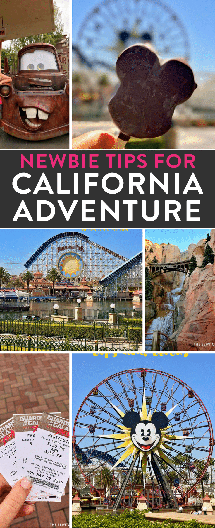 Planning a trip to Disneyland? Don't forget about Disney California Adventure! Here are some California Adventure Tips so you can see all that DCA offers.