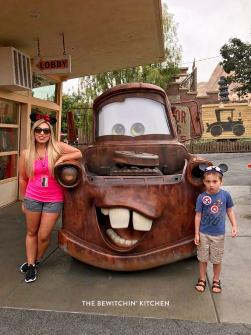 Carsland - Mater Picture