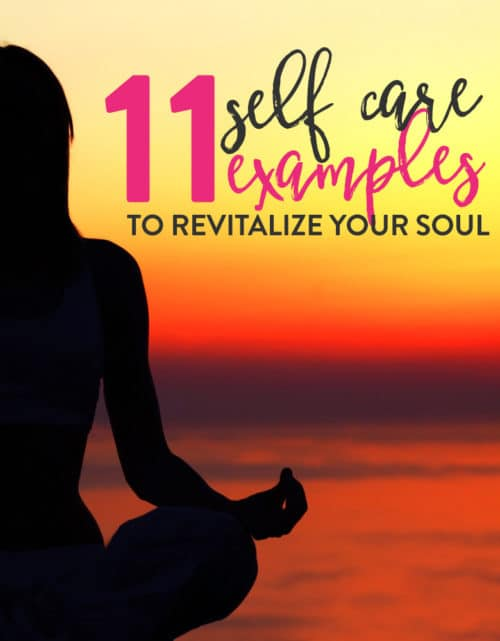 11 self care examples to revitalize your soul. These self care activities are great to do when you have anxiety, anger, or you just had enough! Keep up with them every day. Health and fitness isn't just for a beach body, it's for mental health and wellness too.