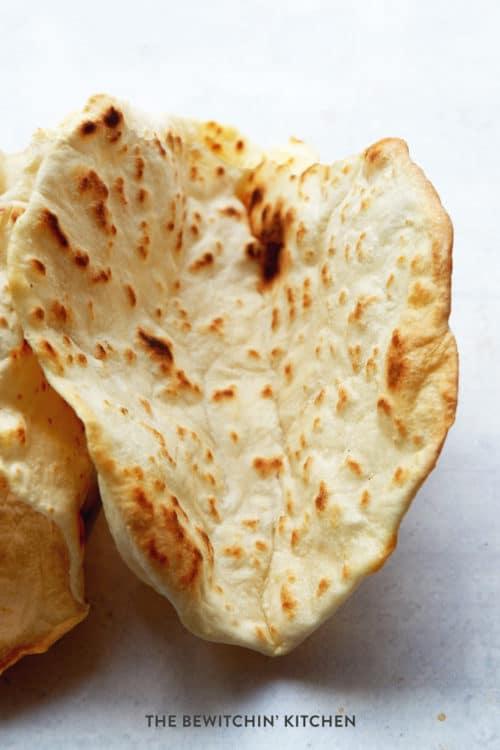 How to bake tortillas