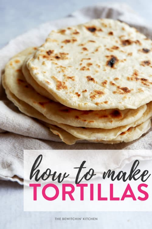 Excellent Homemade Flour Tortillas Home Interior And Landscaping Mentranervesignezvosmurscom