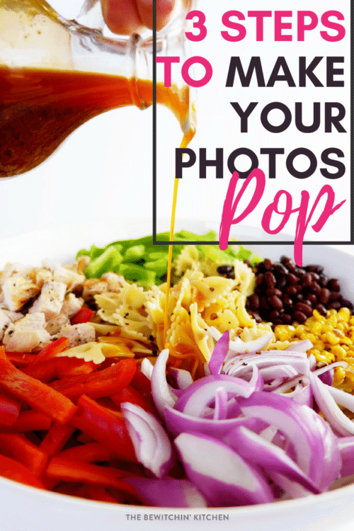 3 easy steps to make blog photos pop. Bring life to your blog, social media, Etsy Shop with these easy tips! Photography and editing is key!