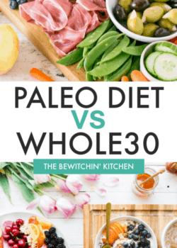 paleo diet vs whole30