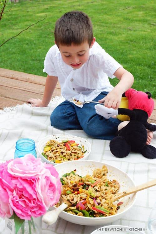 Family picnic tips